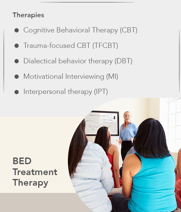 treatment therapies bed