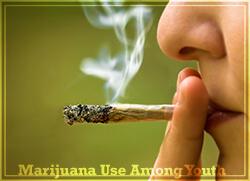 Marijuana Use Among Youth